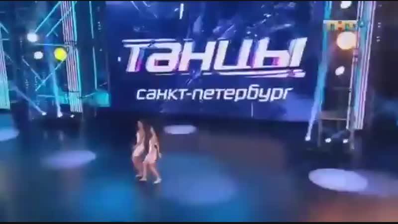Девушка из Мичуринска на шоу Танцы