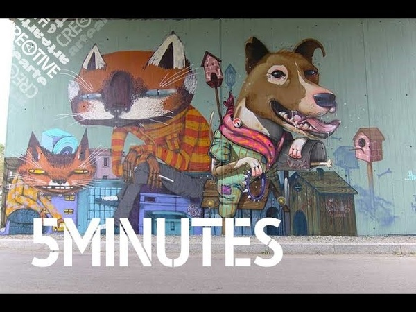 5MINUTES WITH Mr. Woodland | ARTE Creative