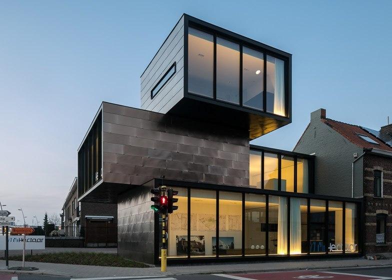 CAAN Architecten / Hectaar office