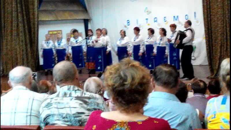 Концерт в честь Дня медработника в Санатории Перемога, город Киев, ул. Бударина, 3, 03129 Ч1