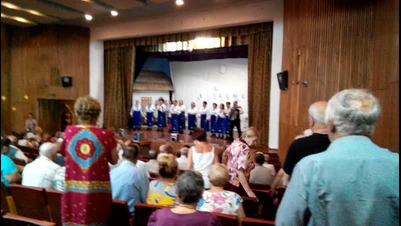 Концерт в честь Дня медработника в Санатории Перемога, город Киев, ул. Бударина, 3, 03129 Ч2