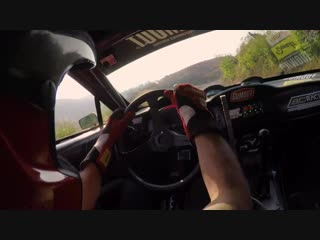 RIP GT-4586 _ Ferrari-Powered Toyota drifts a Portland Touge