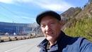 Весенняя прогулка на Саяно Шушенской ГЭС 13 04 19 19*C