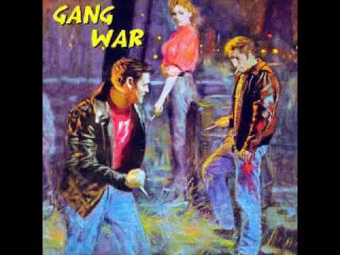 Various – Gang War 50s 60s Rockabilly, Rock Roll, Rhythm Blues, Music Bands Compilation