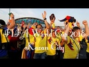 Kazan City: Colombia at Fifa World Cup 2018 in Russia!