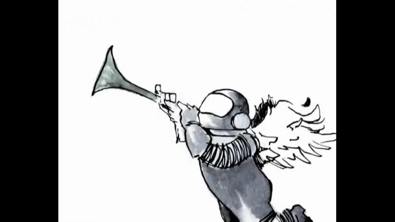 Balada para un loco (canción ilustrada)