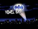 2 Vowel Bat kids song by Shari Sloane www kidscount1234 com School is Cool album YouTube