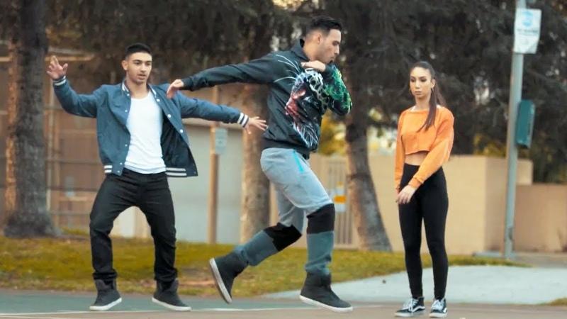 MagnusTheMagnus Area Dance Video Choreography DJI Spark MihranTV