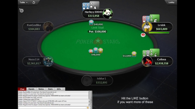 Cards Up Replay WCOOP-54-H $10,300 8-Game Highroller FINAL TABLE (no comms)