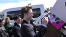 Robert Pattinson at the 33rd Independent Spirit Awards in Santa Monica