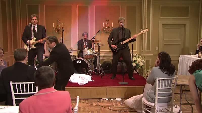 Punk Band Reunion At The Wedding