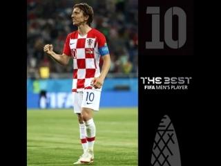 Congratulations, Luka Modrić -Winner of... - FIFA Football Awards