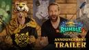 Rastakhan's Rumble Announcement Trailer   Hearthstone