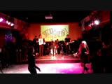Jazzophrenia Positive Band, пятница, вечер, Harat's Pub, Tula