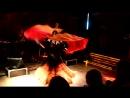 Выступление на концерте группы Рунара. Rock Pub. Барнаул, март 2018. Танец огня.