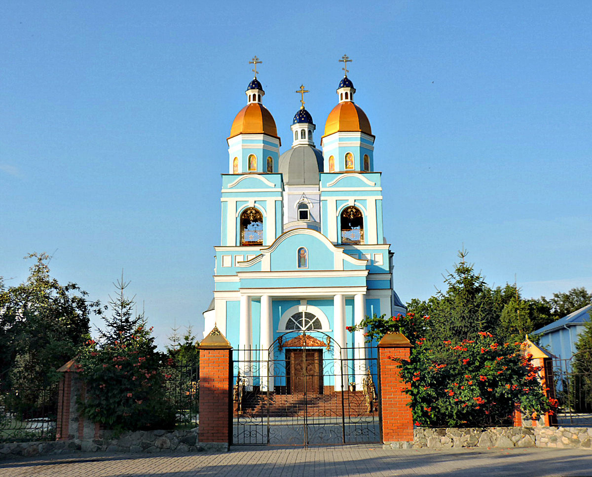 Свято - Покровский собор