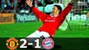 Manchester United vs Bayern Munich 2-1 - UCL Final 1999 -  Full Highlights (English Commentary) HD