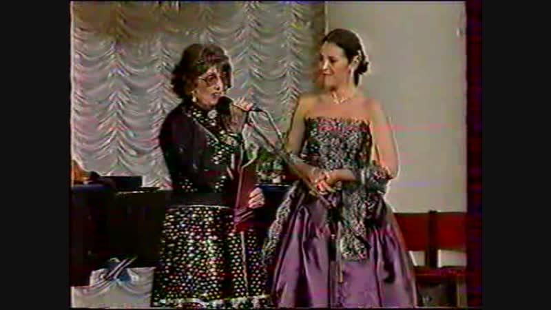Ирина Ковалёва - Лауреат III премии Конкурса Романсиада * 98