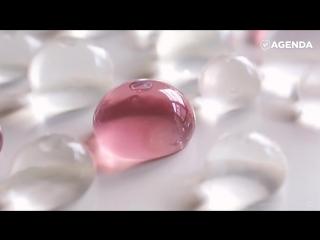 Полезное изобретение - съедобная упаковка для воды