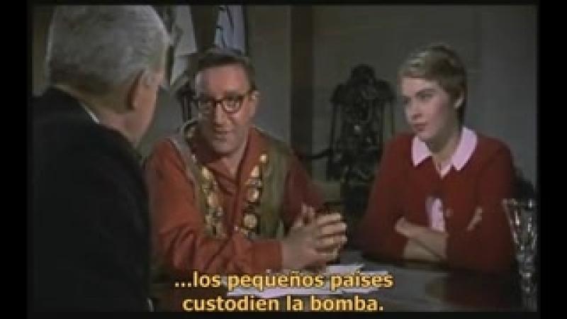 El rugido del ratón (Arnold, 1959)