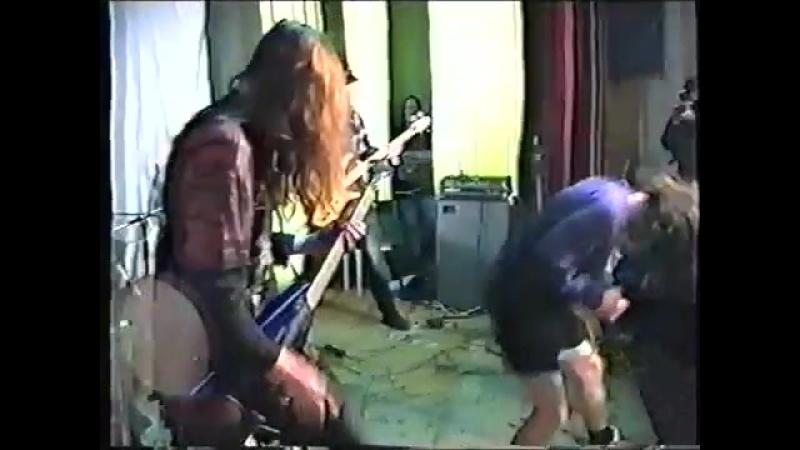 Mortem (Rus) – Live in Sarov, Nizhny Novgorod Region (March 11, 1995)