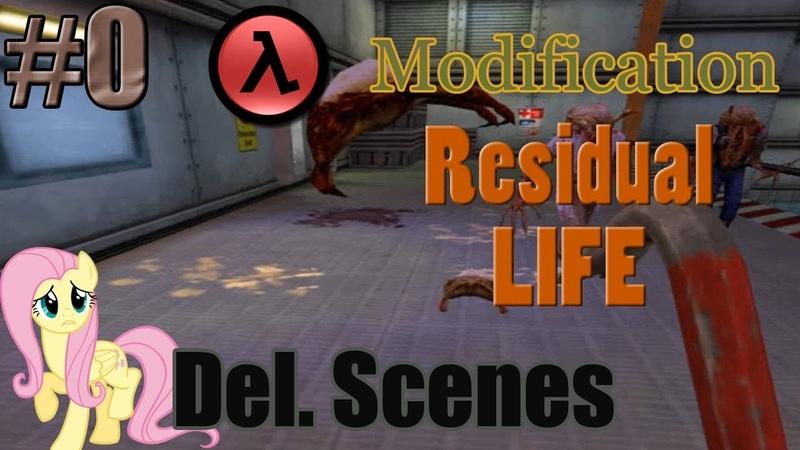 Half life 1 modification Residual Life part 0 del scenes