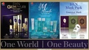 One World One Beauty: DXN Gempuyri, DXN M Miracle, DXN Mask Pack cosmetics series