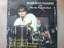 Roberto Onofri Dee Jay Program Band Let's Go Out 1983