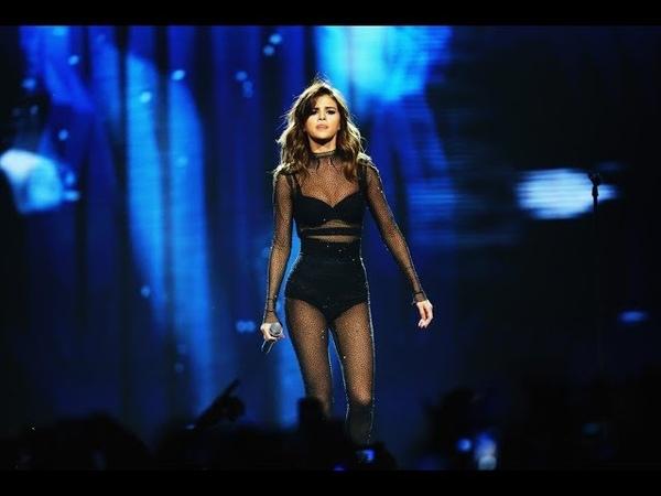 Selena Gomez Sober Revival Tour DVD Live