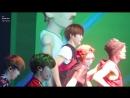 [fancam] 180714 NCT 127 - TOUCH @ NBA Buzzer Beat Festival