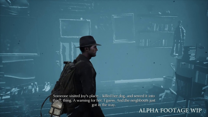 The Sinking City - Gamescom 2018 Commented Gameplay Demo