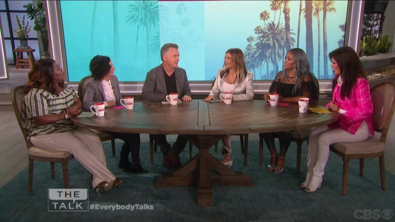 The Talk S8E186: with Fergie as co-host