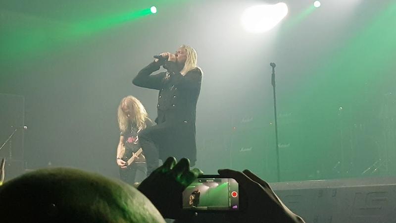 Saxon - They Played Rock'n'roll - Live São Paulo - Tropical Butantã - 16/03/2019