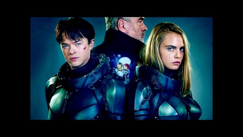 The Beatles - Because (Valerian And The City Of A Thousand Planets Trailer song)