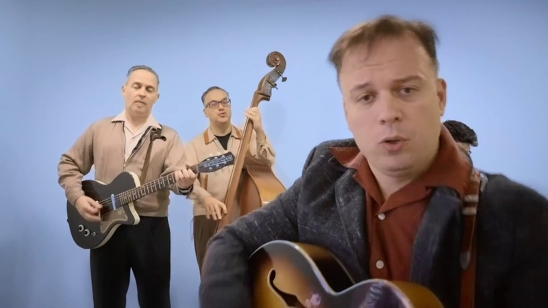Uncle Charlie Los Brioles Play The Fool Official Videoclip Kathrina Records