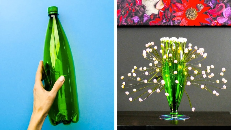 26 PLASTIC BOTTLE IDEAS