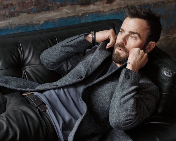 Justin Theroux Mens Journal, 2018