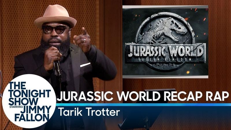 Jurassic World Recap Rap by Tarik Trotter