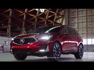 Acura RDX Concept (2018)