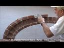 Cómo construir un arco elíptico 2ª parte vídeo nº 215