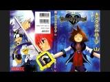 Kingdom Hearts Manga EnglishBook 1