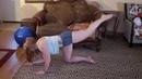 Mom Tries Barre Blast Workout