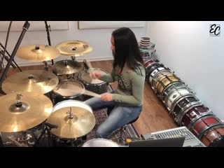 Here's a Cool Exercise about Grooves with Paradiddles. I just Changed/Moved the Accents! Have Fun! 🥁 Inspired by Master David G
