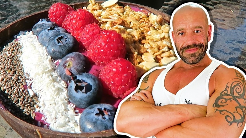Full Day Of Vegan Muscle Meals
