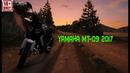 GTA 5 | Тест-Драйв и Обзор Мотоцикла Yamaha MT-09 2017 | Crash On Yamaha(18 )