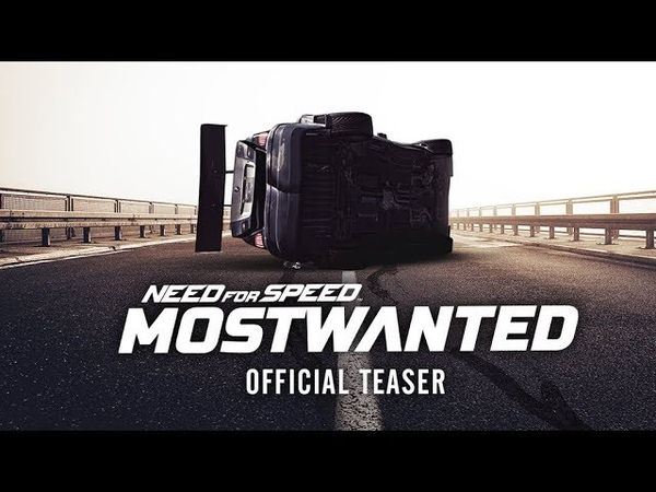 Need for Speed MostWanted - Teaser Trailer 2019