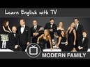 Learn Fun English Modern Family - the Airport