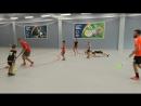 ФЛОРБОЛ тренировка