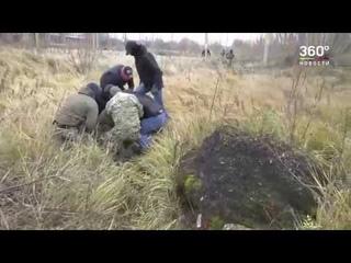 Террористов ИГИЛ обезвредили в Набережных Челнах. Кадры задержания