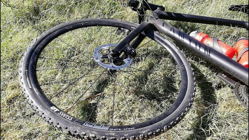 Gravel bike из шоссера